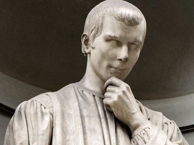 Niccolo Machiavelli