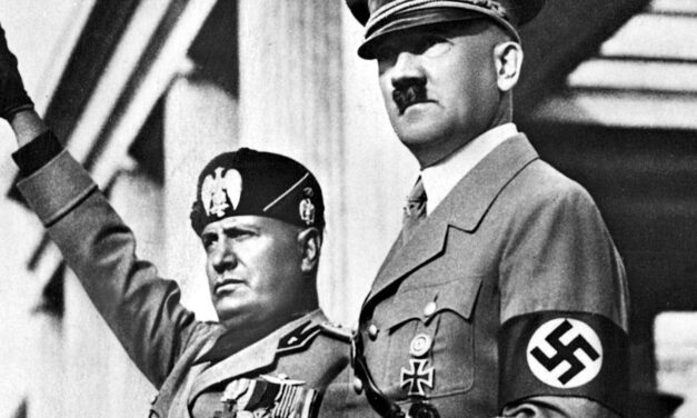 World War Two: Authoritarian Nationalism